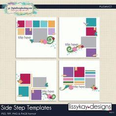 Side Step by LissyKay Designs