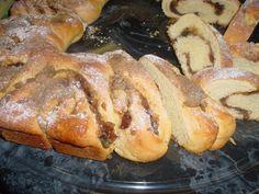 Pan arrollado de higos - Cocinando con Tia Florita