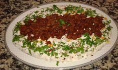 Ali Nazik Kebabı Ali, Grains, Rice, Food, Essen, Yemek, Jim Rice, Meals