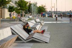 Stoss Landscape Urbanism: The CityDeck, Green Bay, Wisconsin, U.S.