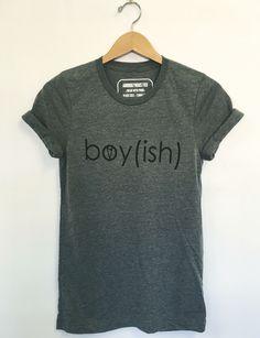Androgynous Fox Clothing | Boy(ish)