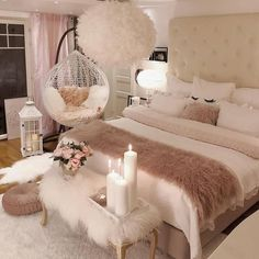 40 Cozy Home Decorating Ideas for Girls' Bedrooms. 40 Cozy Home Decorating Ideas for Girls' Bedrooms