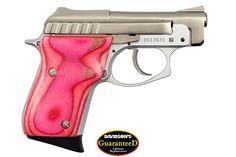 Thats hot!!! Pink gun
