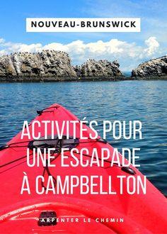 Escapade Campbellton, Nouveau-Brunswick, Canada #canada #voyage #exploreNB #nouveaubrunswick #campbellton #restigouche #travel #acadie