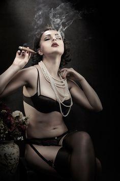 Retro Glam | ... Soft Light, Boudoir Photography, Glamour Photography, Jack Dog Studio
