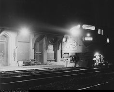 RailPictures.Net Photo: EL 6351 Erie Lackawanna EMD F3(A) at Susquehanna, Pennsylvania by Art House