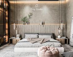 Modern Luxury Bedroom, Luxury Bedroom Design, Room Design Bedroom, Bedroom Furniture Design, Home Room Design, Luxury Interior Design, Bedroom Styles, Luxurious Bedrooms, Home Decor Bedroom