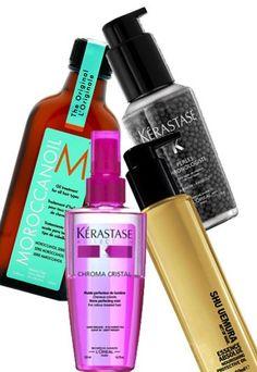 Shine-enhancing shampoo and serums - How to get shiny hair: Five secrets to shiny hair - sofeminine