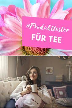 Produkte gratis testen? Ja, das geht. Wo, wie und wann ihr euch bewerben könnt, das erzähle ich euch wöchtentlich.  Aktuell werden #Produkttester für #Tee gesucht! Bewerben können sich alle aus #Deutschland #Österreich und der #Schweiz.
