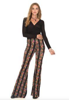 b51b0c07a6 Gypsy Flower Bells Skirt Pants