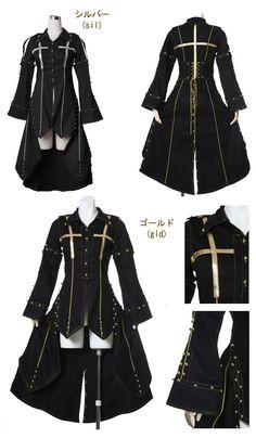 p240 - Jacket - Lolita