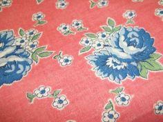 Flour sack fabric