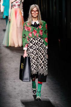 Todas las imágenes de la nueva colección de Alessandro Michele, el desfile en Milán de Gucci: PAP otoño-invierno 2016/17.