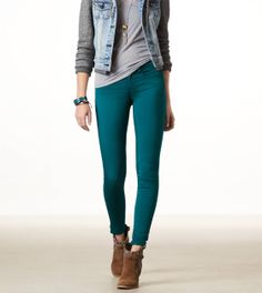 My one colored pant