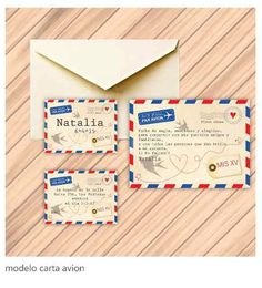 Tarjetas De 15 Años Originales - $ 16,50 Birthday Invitations, Wedding Invitations, Ideas Para Fiestas, 15th Birthday, Travel Themes, Marry Me, Lettering, Party, 15 Years