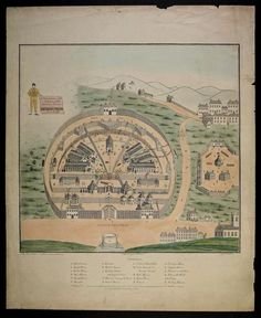 Dartmoor Prison was home to a number of French and American prisoners during the #Warof1812