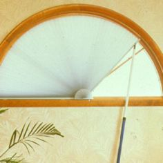 Diy Window Shade Building Things In 2018 Pinterest Windows Treatments And Half Circle