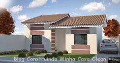 Inspire-se na arquitetura dessas belíssimas casas!     A fachada é o cartão de visita da nossa casa! Ela revela qual estilo gostamos, a...