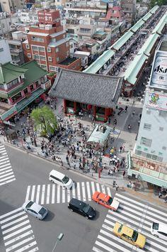 Asakusa,Tokyo~浅草、東京