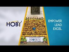 HOBY - Inspiring Change, Changing Lives - YouTube