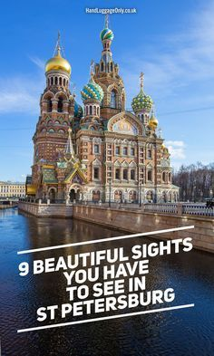 9 Beautiful Sights You Have To See In St Petersburg - Hand Luggage Only - Travel, Food & Photography Blog