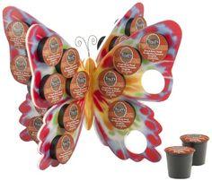 October Hill K-Cup Holder, Tie-Dye Butterfly October Hill http://www.amazon.com/dp/B00D4WDDIC/ref=cm_sw_r_pi_dp_HAllub1WP02WX