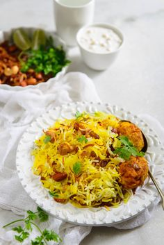 Egg Dum Biryani is a flavorful and delicious Indian rice preparation which can be easily made at home. Here is a tried and tested recipe. Yummy Egg Recipes, Indian Food Recipes, Asian Recipes, Cooking Recipes, Ethnic Recipes, Tapas, Dum Biryani, Arroz Frito, Biryani Recipe