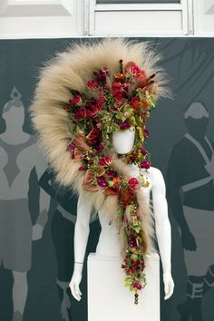 RHS Chelsea Flower Show 2016 RHS Young Chelsea Florist of the Year Competition Flowerona