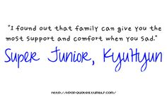 ImageFind images and videos on We Heart It - the app to get lost in what you love. Cho Kyuhyun, Last Man Standing, Siwon, My Darling, Super Quotes, Super Junior, How To Relieve Stress, We Heart It, Facts