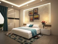 modern bedroom ideas in 2019 indian bedroom design Indian Bedroom Design, Bedroom Designs India, Bedroom Furniture Design, Modern Bedroom Design, Master Bedroom Design, Bedroom Ideas, Diy Bedroom, Furniture Ideas, Bathroom Furniture