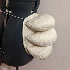 Pandora Bustle Sewing Pattern Inner Pad
