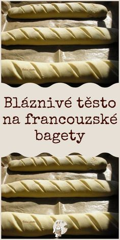 Czech Recipes, Ethnic Recipes, Bread Recipes, Baking Recipes, Sweet Recipes, Healthy Recipes, Mousse Cake, Food Platters, Keto Bread