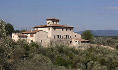 xx villa leo tuscany  sleeps 14, gym, 20 min from Florence