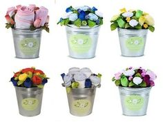 cute table decorations for a baby shower