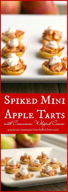... Mini Apple Tarts on Pinterest | Mini Apple, Apple Tarts and Tarts