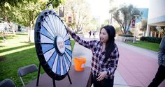 Prize Wheel, Giving Tuesday, Have A Day, Giving Back, Give Thanks, Tabletop, Wheels, Thankful, Action