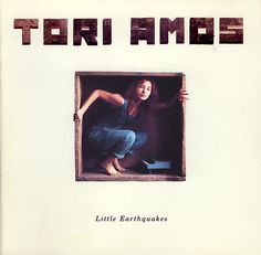 "Tori Amos - Little Earthquakes one of our top 3 albums ""if we were stuck on a desert island"" that we can't live without #GutermuthUp"