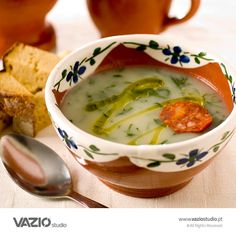 Caldo Verde by VAZIO studio / Food Photography, Food Styling, Packshots e Ambientes