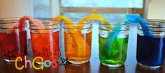 Crawling Colors! A FUN Science Experiment in Color Mixing