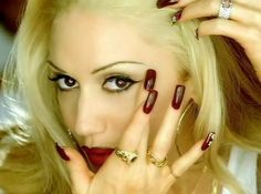 gwen stefani nails - Google Search