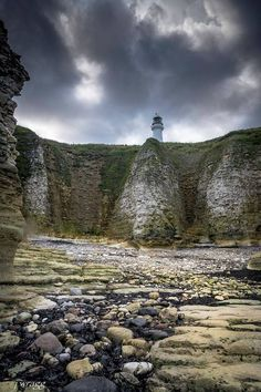Flamborough Lighthouse, UK