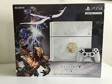Sony PlayStation 4 (Latest Model)- Destiny 500GB Limited Edition Bundle