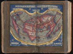 Rudimenta cosmographica 1542 Honter, Johannes, 1498-1549