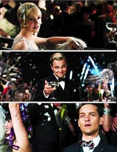 The Great Gatsby (2013) Cannot wait for next Christmas:)