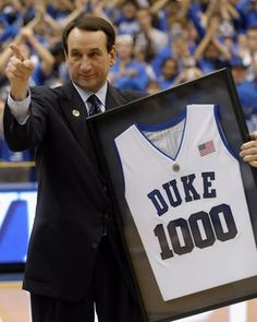 Coach K - Best Coach EVER
