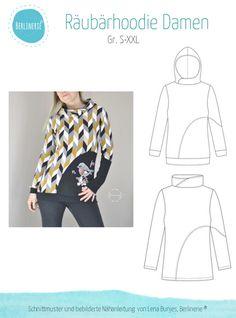 bba5698ba7653a werden Pullover Nähen Damen, Shirt Damen, Kleidung Selber Nähen, Kleidung  Nähen, Kleidung