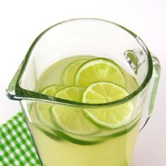One Perfect Bite: Limeade Concentrate