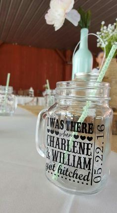 Take home favors by CM Designs