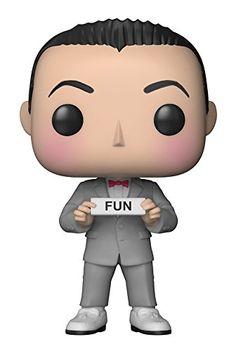 Funko Pop TV Playhouse-Pee-Wee Herman Collectible Figure, Multicolor