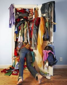 """Living Sustainably: How to Host a Successful Clothing Swap--Helpful tips on hosting, and where to donate """"leftovers"""""""